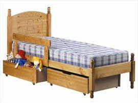 The Freindship Mill Teddy Bedstead £169.95