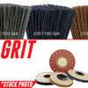 "1016763: 16"" Rotary Brush .070/46 Grit fits Tennant Models T2, T3, T300, T300E"