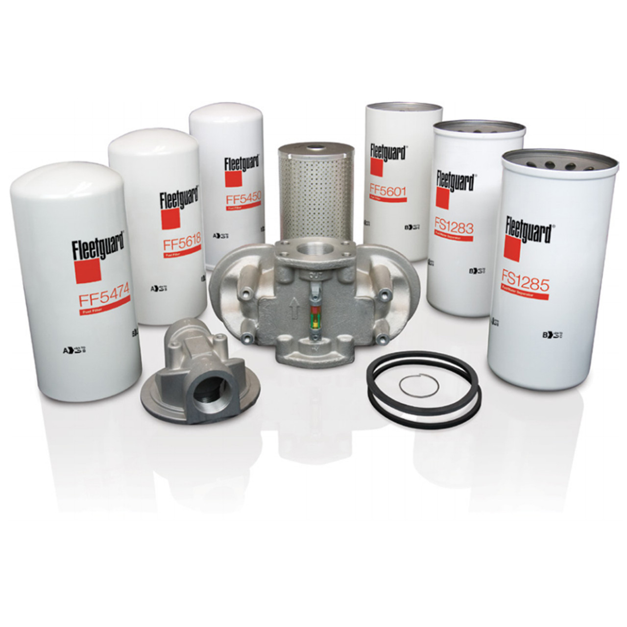 Fleetguard FS19586 Fuel Water Separator Housing Kit