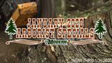 January 2020 Arborist Part Specials