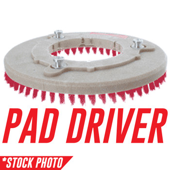 "385949: 12"" Rotary Brush Pad Driver  fits Tennant Models 1465, 465"