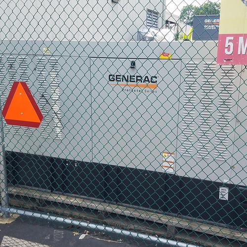Generac Protector Series Diesel 30kW Generator