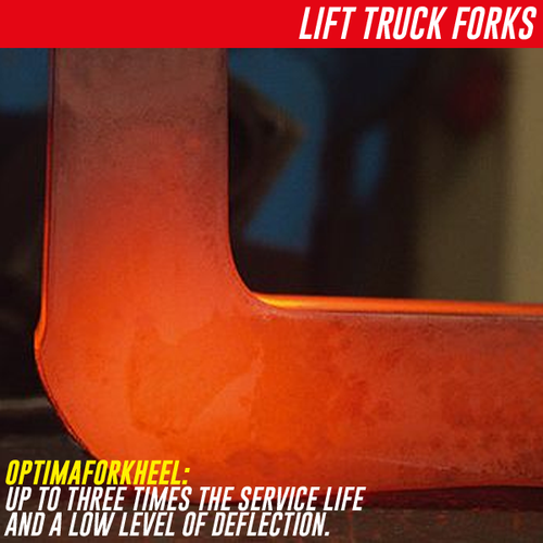 "IMP15065365041271: 144"" x 6"" x 2.5"" Forklift Forks"