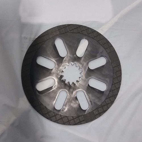 XKCF-00591: PLATE-FRICTION, DRV AXLE$