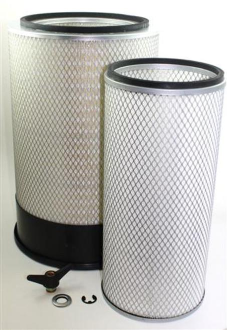 AA2958: Fleetguard Dual Pack Air Filter Kit