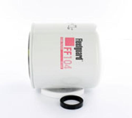 FF104: Fleetguard Spin-On Fuel Filter