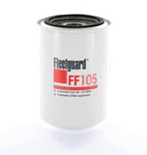 FF105: Fleetguard Spin-On Fuel Filter