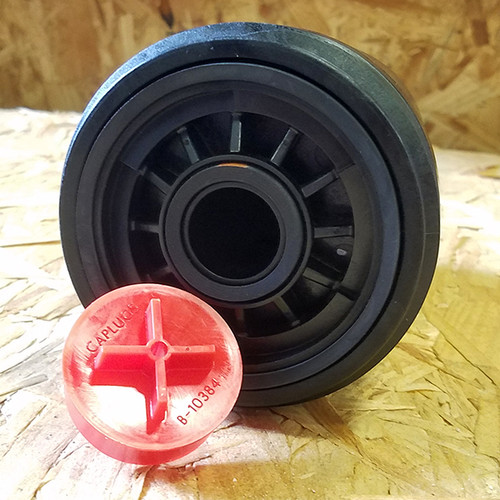 FF63009: Fleetguard Fuel Filter