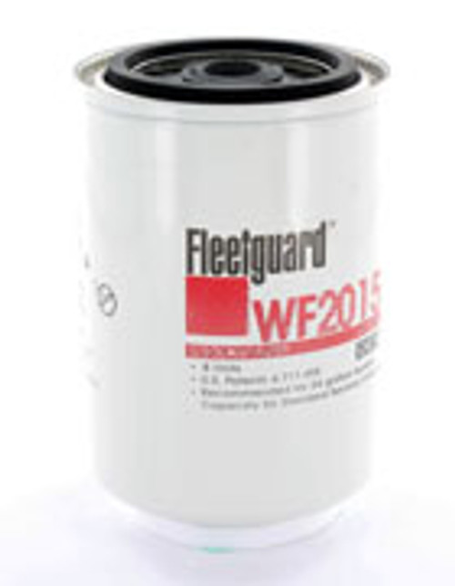 WF2015: Fleetguard Spin-On Water Filter