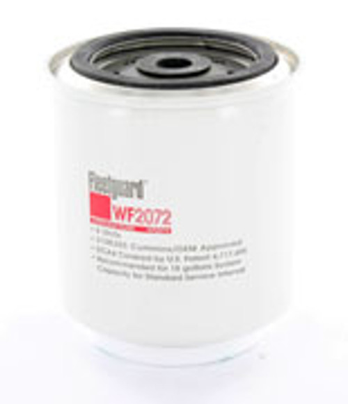 WF2072: Fleetguard Spin-On Water Filter