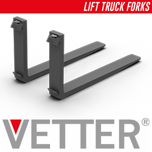 "IMP10040244020761: 96"" x 4"" x 1.5"" Forklift Forks"