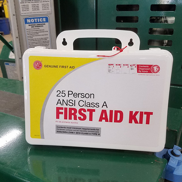 992150 | FIRST AID KIT - CLASS A ANSI/OSHA Z308.1.2015 COMPLIANT