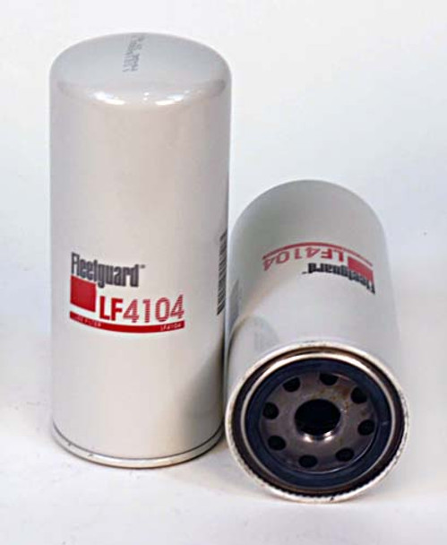 LF4104: Fleetguard Full-Flow Spin-On Oil Filter