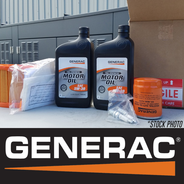 08476100PM: Generac OEM 13.3L SMKIT-PRIMARY/BYPASS OIL