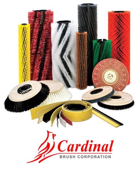 Brand Spotlight: Cardinal Brush!