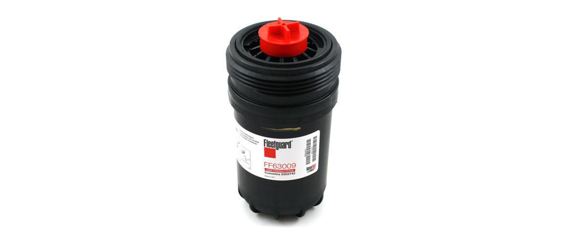 Product Profile: Get To Know The Fleetguard FF63009 Fuel Filter