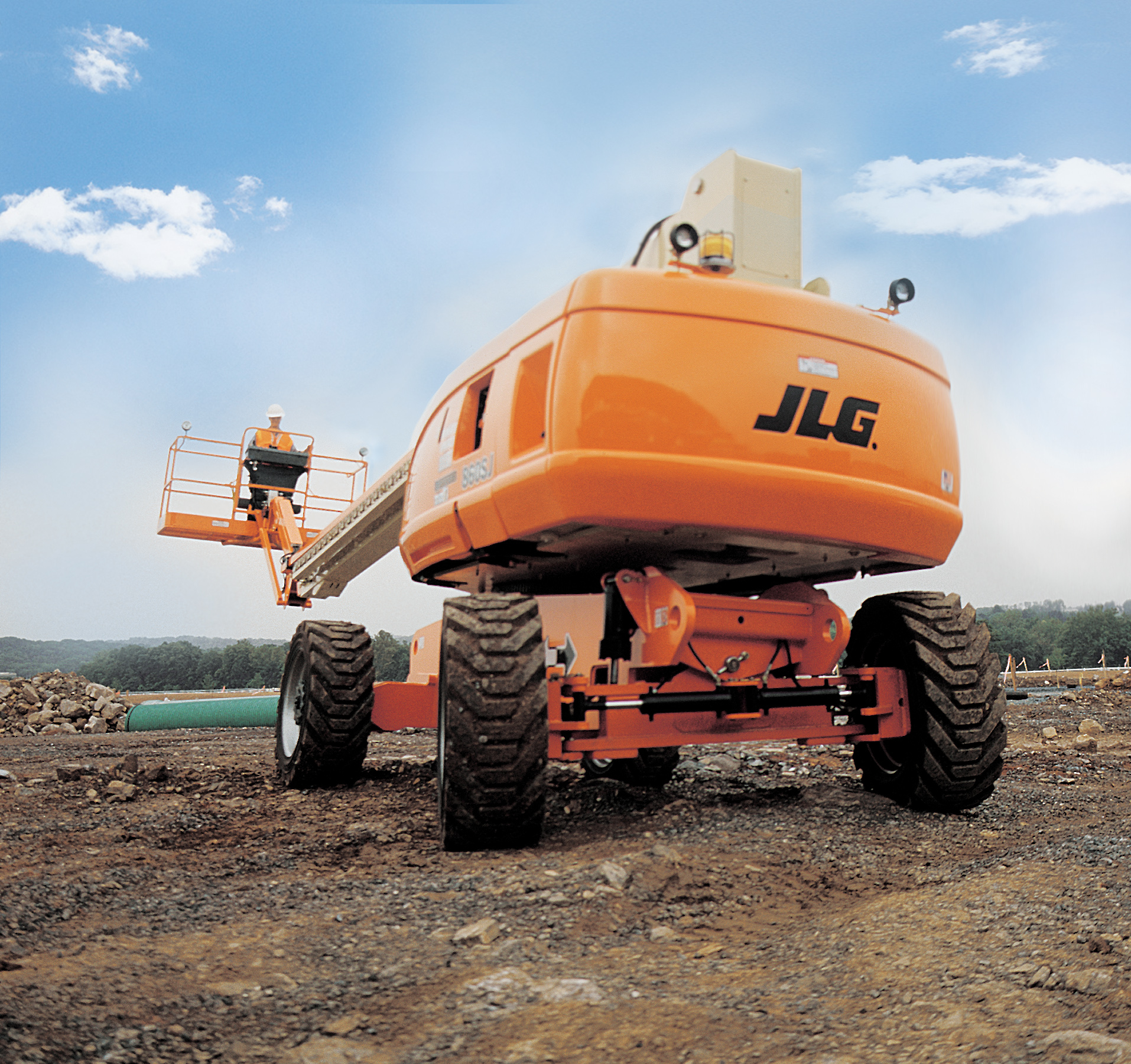 Welcome to The Modern Shop, JLG!