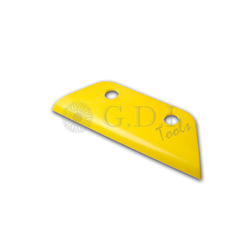 GT032Y – Tail Fin Yellow (Firm)  Great for getting behind brake lights and back window applications.