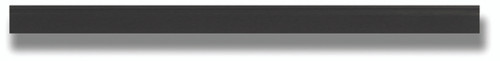 """Squeegee, Smoothie (28"""") Rubber Blade"""