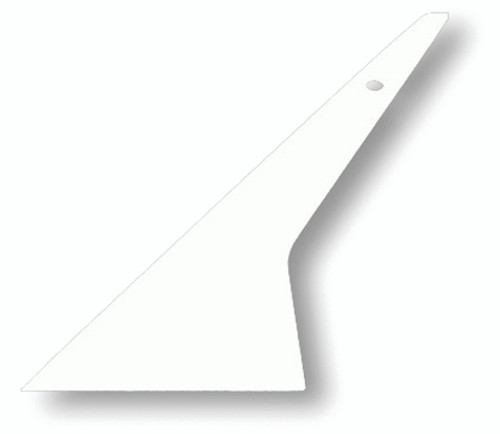 Quick Foot Squeegee, White