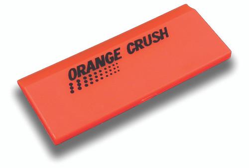 """Squeegee, 5"""" Orange Crush"""