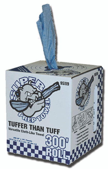 """GT071 – Virtually """"Lint Free"""" Reusable Wipes 300 feet of reusable wipes."""