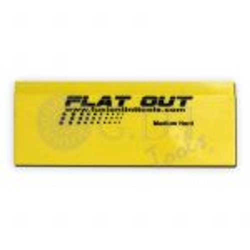 "5"" Yellow Flat Out Blade"