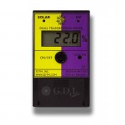 UV and Solar Dual Transmission Meter