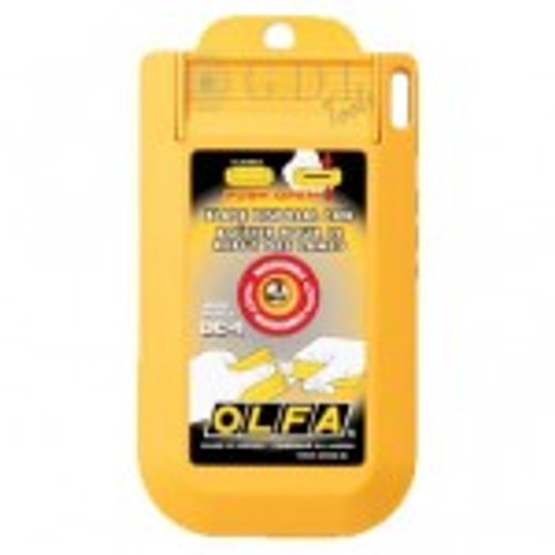 Olfa DC4 Blade Disposal Case