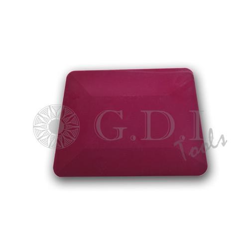 GT086PURPLE – Purple Hard Card Squeegee