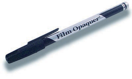 Film Opaquer Black Out Pen Thin