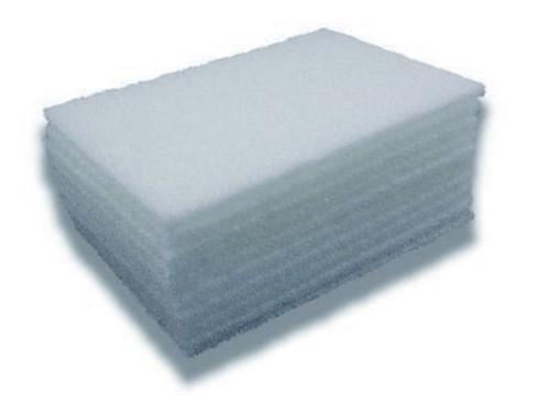 White Scrub Pad
