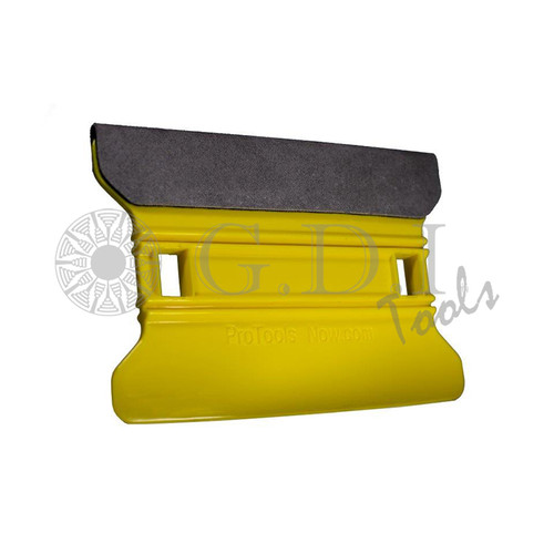 4″ Lemon Suede Blade