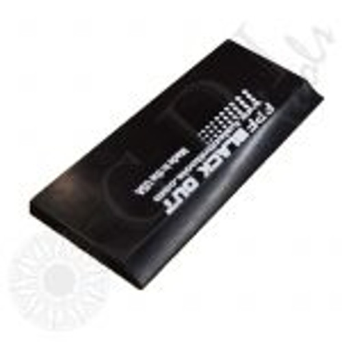 GT2104 – 5″ PPF Blackout Squeegee The PPF Black Out is a squeegee blade designed specifically for paint protection film installs, but has also become a favorite in the automotive window film industry. The PPF Black Out features a high content of slip additives to help the tool slide easily across paint protection films. At 88 durometer it is flexible enough to conform to odd surfaces. Pair this blade with a magnetic Fusion Hand Dee (GT037) to help hold the paint protection film in place during installation.