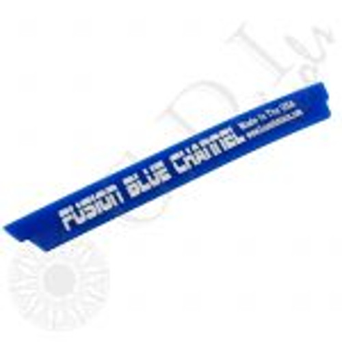GT2109 – Fusion Blue Stroke Blade Fusion Blue Stroke Blade  is 94 durometer. Alternate replacement blade for the Stroke Doctor Squeegee (GT1022).