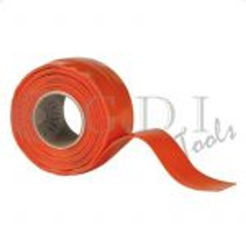 GT2122 – Fusion AfterBurn Tape This amazing product is self-adhering, meaning it bonds to itself with no adhesive. When it's removed, there is no leftover glue residue. Apply it to anything and everything! Torch tips, heat guns, tools, steamers, and more! The list is endless! This tape stretches up to 300% and molds perfectly to odd shaped items. High heat resistance up to 500 degrees Fahrenheit (about 260 degrees Celsius) with only one layer applied. Double or triple your layers to increase your level of heat resistance and protection!