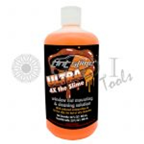GT2022U – Tint Slime Ultra (32 ounce) Tint Slime Ultra is a higher rated slip designed to function in high heat and high humidity installs. Tint Slime Ultra is not designed to perform as well as regular Tint Slime in climate controlled areas. (32 ounce)