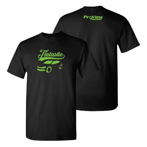Tintastic T-Shirt - Black