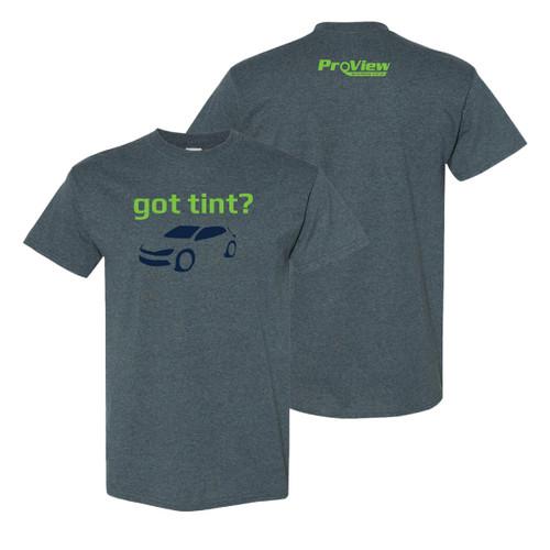 got tint? T-Shirt - Dark Heather