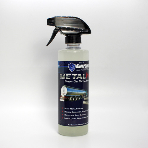 SharpShield Metal WRX Spray On Metal Sealant