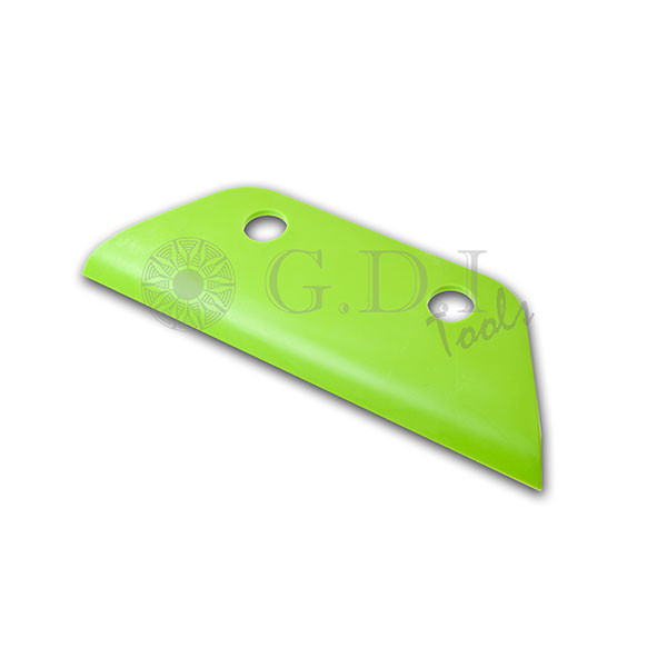 Tail Fin Green (Soft)
