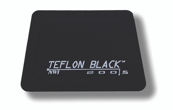"GT086BLK – Black Hard Card Squeegee 4"""