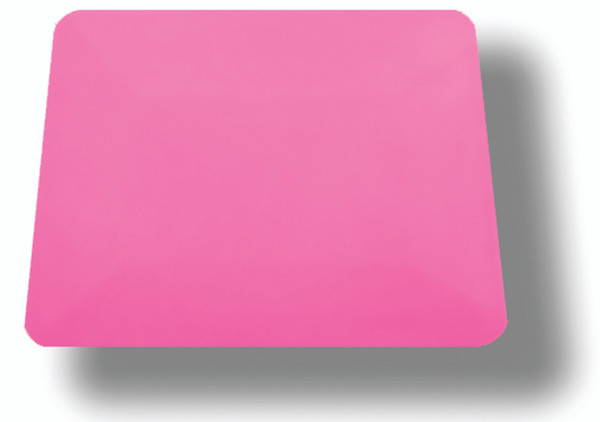 GT086PNK – Pink Hard Card Squeegee
