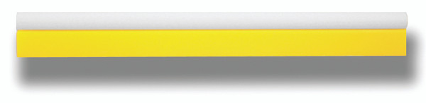 """GT145 – 18 1/2"""" Yellow Turbo Squeegee"""