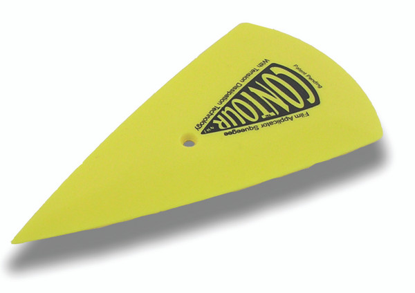 Squeegee, Contour (Yellow-Firm)