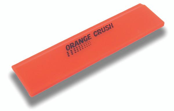 """Squeegee, 8"""" Orange Crush"""