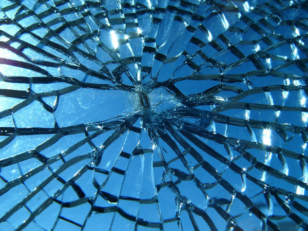 Protect your family and your home from the average household accident involving broken glass.