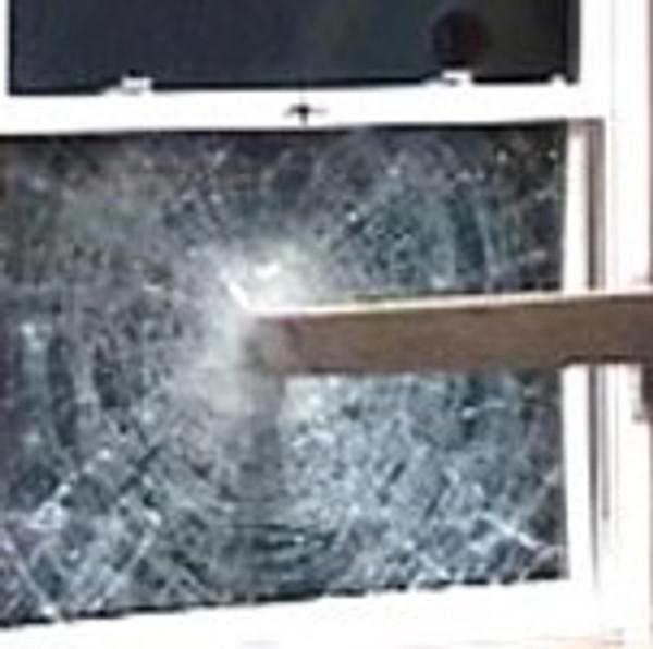 Security Window Film (12 mil.)