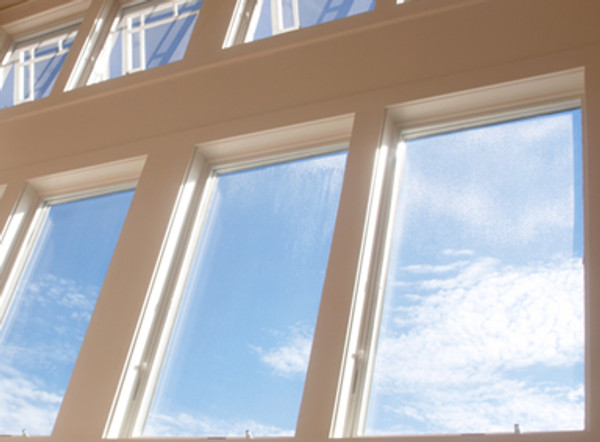 Protect your family from an invisible foe, and do so without having to change the overall look or design of your windows.