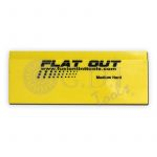 """5"""" Yellow Flat Out Blade"""